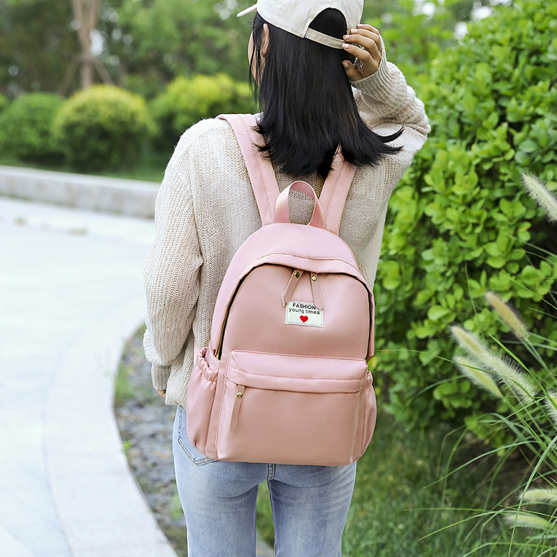 Litthing Fashion 2019 Backpack Women School Bags For Teenagers Back Pack Cindy Bags Girls Backpack Student Mochilas