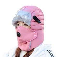 Новинка 2020! Оригинальные зимние шапки для женщин новая модная