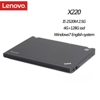 Computador notebook 95novo, usado, notebook x220, 4gb/8gb/16gb de ram, 1280x800, 12 polegadas, win 7, computador e tablet