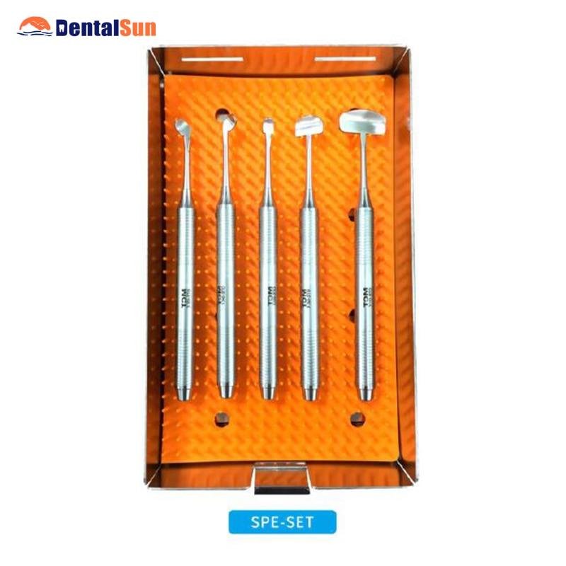 Ensemble d'extension de tissu d'instrument d'implant dentaire de SPE-SET