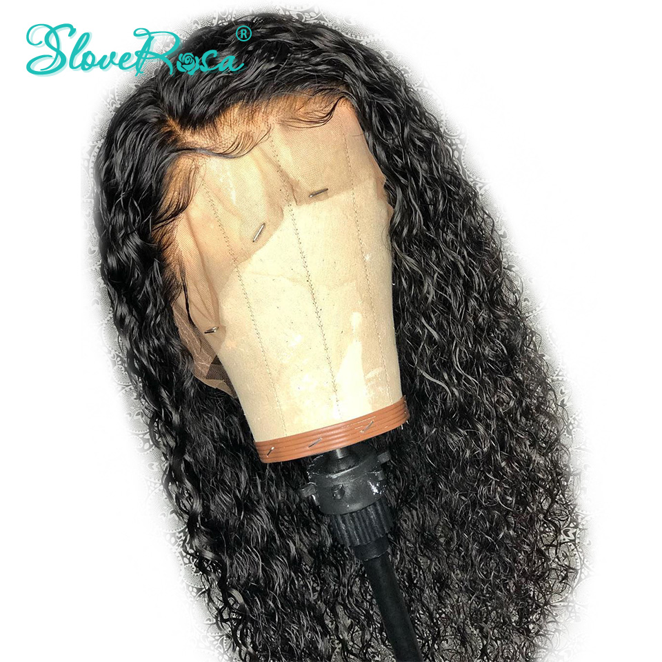 Full Lace Human Hair Wigs For Women Remy Human Wigs Brazilian Lace Curly Wigs With Baby