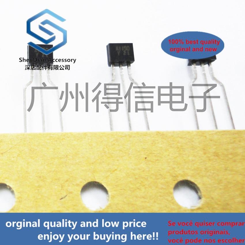 30pcs 100% Orginal New 2SA1150Y A1150 TO-92S Real Photo