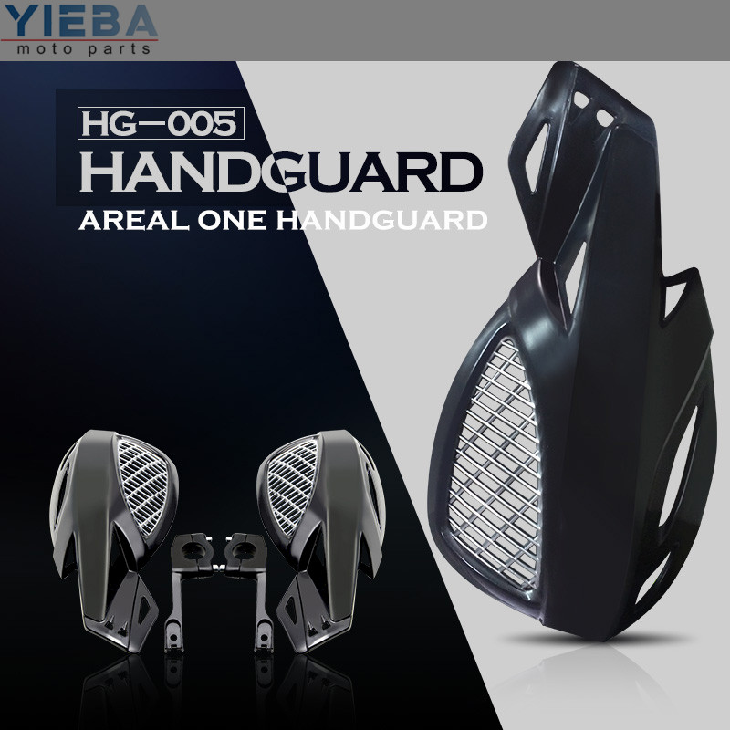 22mm 7/8ATV Dirtbike Motorcycle Accessories  Brush Bar Hand Guards Handguard For Honda XADV750 f3 crf 450 CR CRF XR XL 85 125