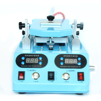 TBK 268 Automatic LCD Bezel Heating Separator Machine for Flat Curved Screen 3 in 1 Power Tool Parts Repair The Phone's Screen