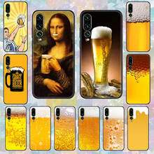 World Beers Alcohol Summer Bubble Phone case For Huawei P Mate P10 P20 P30 P40 10 20