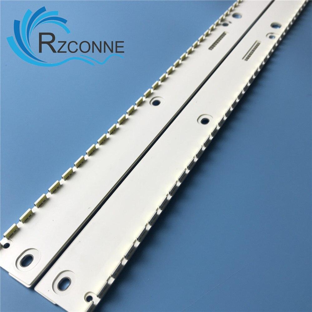 LED Backlight strip 66 lamp For  UE55KU6670 UN55MU7000 UE55MU6400 UE55KU6500 BN96-39595A 39596A BN96-39601A 39602