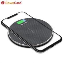 Беспроводное зарядное устройство для iPhone 11/11 pro/11 pro max 8 Plus X XR XS Max Qi Быстрая зарядка чехол для мобильного телефона аксессуар