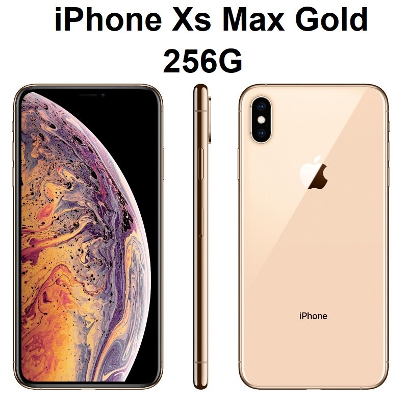 XSmax Gold 256G