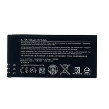2pcs NEW Original 2100mAh BL-T5A Battery For NOKIA BL-T5A   High Quality Battery + Tracking Number new original touch screen tp04g bl c text high quality