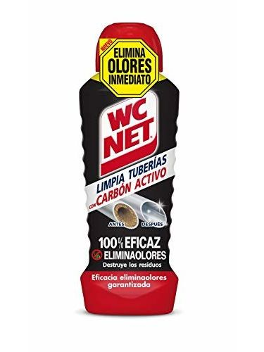 Wc Net Pipe Cleaner, Composite, Multicolor, 24.5x 8.6x 7.1cm