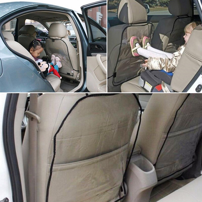 Universal Car Seat Back Cover Protector For Kids  Baby Kick Mat From Mud Dirt Clean Car Seat Covers Protection Kicking Mat