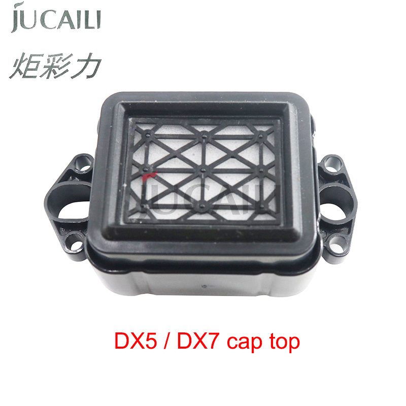 Jucaili 2PCS Cosmic wind dx5 capping top station for Epson DX5/DX7 for Gongzheng Xuli Allwin eco solvent printer(China)