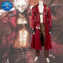 Manluyunxiao dmc новые мужские брюки Данте косплей костюмы Делюкс