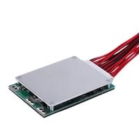 16S 60V 20A Li Ion Lithium 18650 Batterie BMS PCB Schutz Bord mit Balance für E Fahrrad EScooter-in Batteriezubehörteile aus Verbraucherelektronik bei