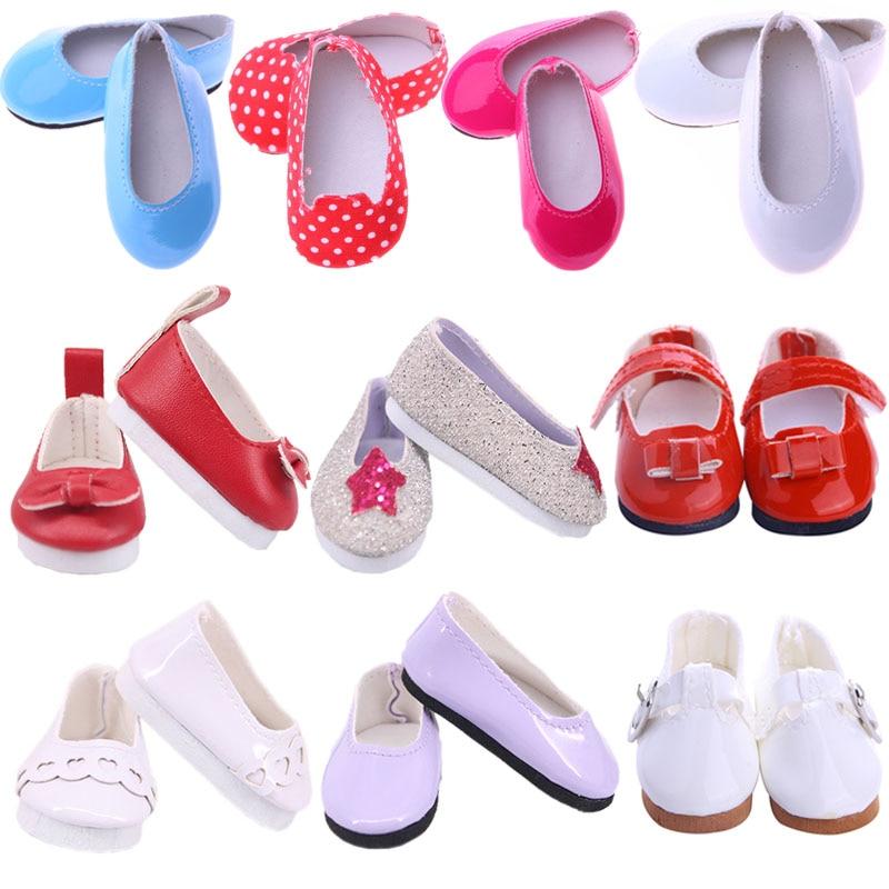 Boneca sapatos 5 cm sapatos de lona botas para 14.5 Polegada nancy american doll & bjd exo boneca nossa geração menina brinquedo rússia diy