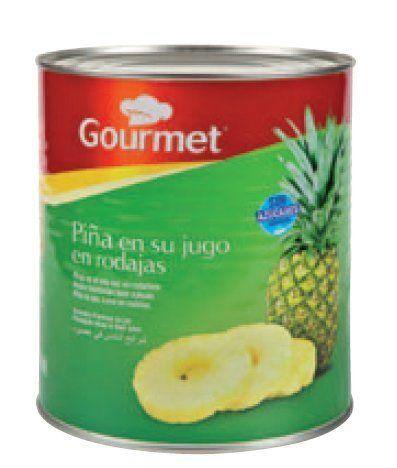 Ananas Im Sirup Box 1,790kg Format 3/1