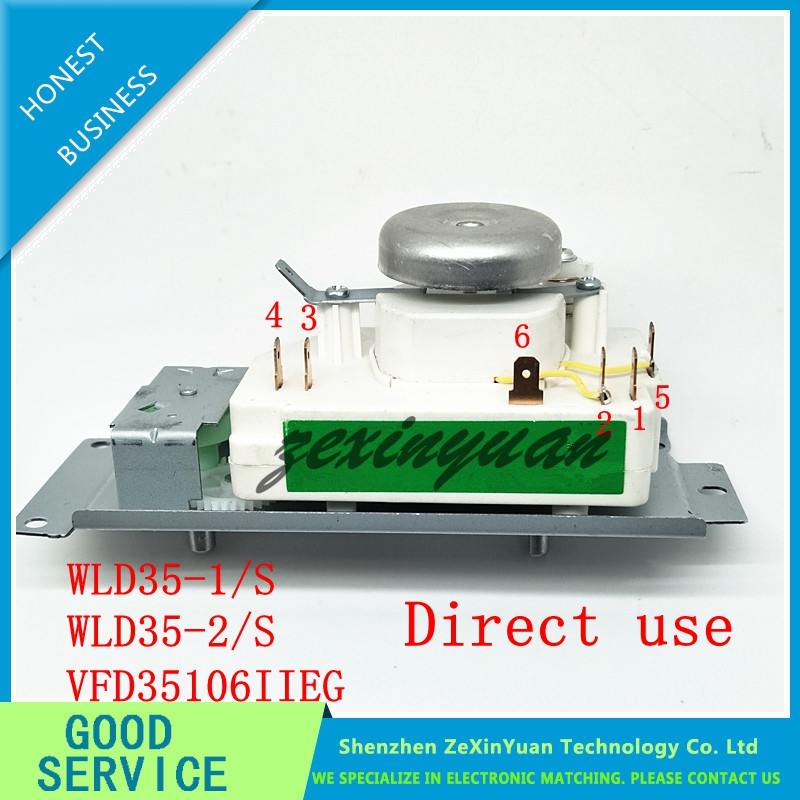 HOT NEW WLD35-1/S Microwave Oven Timer=WLD35-2/S WLD35 WLD35-1 WLD35 Time Relay