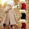 Baby Girl's Warm Coat 1