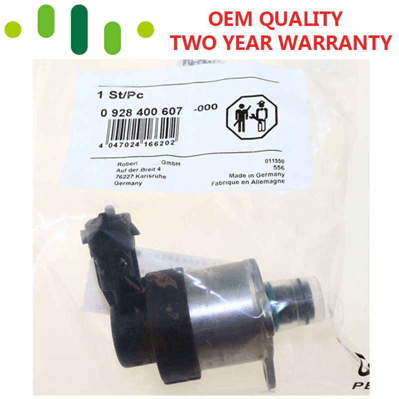 Common Rail System Pressure Regulator Suction Control Valve SCV For PEUGEOT CITROEN 0928400607 0 928 <font><b>400</b></font> 802 1920HT 9683703780 image