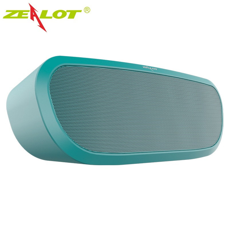 Bluetooth Speakers 4.2,Portable Wireless Speaker with 15W turquoise