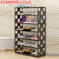 Placard De Rangement Schoenenrek 미니멀리스트 Zapatera Organizador Sapateira Scarpiera Meuble Chaussure Mueble Shoes Rack