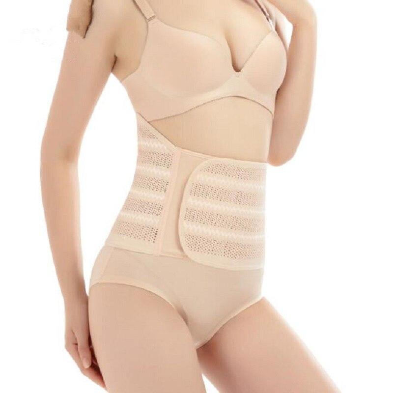 Sexy Women Waist Trainer Slimming Belt Body Shaper Waist Cinch Modeling Belt Weight Loss Anti Cellulite Reducing Shapewear