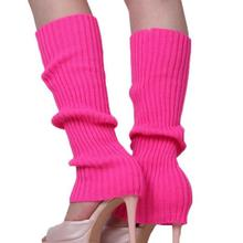1 Pair Women Crochet Boot Cuffs Knit Toppers Boot Socks Winter Leg Warmers Calcetines Mujer цена