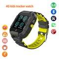 DF39Z 4G смарт детские часы с gps Wifi позиционирование водонепроницаемый SOS SIM телефон видео звонок Детские Смарт часы 1 шт