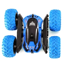 360 degree Rotate Stunt Rc Car 4Wd High Speed Vehicle Boys Toy Remote Control 2.4Ghz