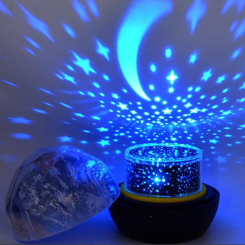 Starry Sky Planetarium Light Made Of ABS+PC Material for Decorating Light 5