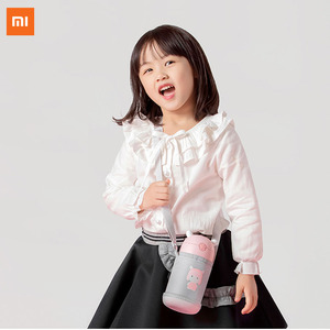 Image 5 - Xiaomi Mitu ילדי בידוד ואקום תרמוס מים כוס בקבוק נירוסטה אוניית 6 שעות בידוד נייד בטוח כוס