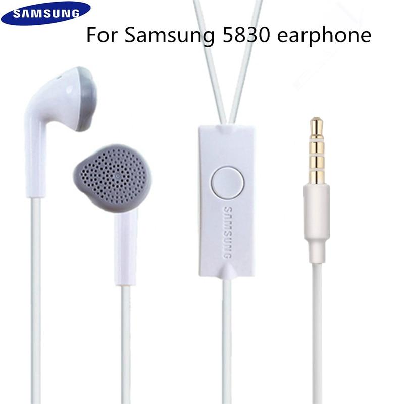 Оригинальный аурикулярный микрофон Samsung для Galaxy A3 A5 A7 A8 A9 J1 j2 Pro J5 J7 Примечание 3, 4, 5, 8 9 S7 S8 S