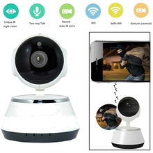 SOONHUA Night Vision IP Camera Two Way Audio Motion Detection Camera IR IP Cameras 720P Home Security 3.6mm Lens For Kid Monitor