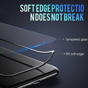 Image 2 - 200D Cong Cường lực Cho iPhone 7 6 6S 8 Plus Tấm Bảo Vệ Màn Hình Trên iPhone X XS MAX XR có Kính Cường Lực trên iPhone 11 PRO MAX