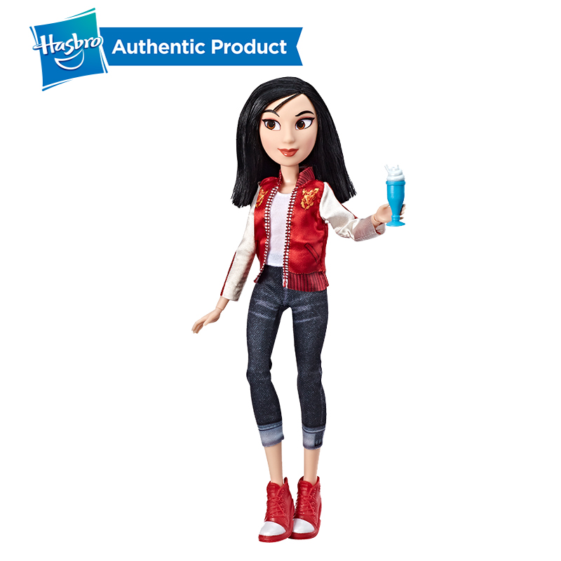 Hasbro Disney Princess Ralph Breaks The Internet Movie Dolls Cinderella Mulan Dolls With Comfy Clothes Accessories Aliexpress Com Imall Com