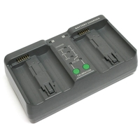 Neue MH 26 Batterie Dual Ladegerät mit EU Stecker für Nikon D4S EL4A D850 EN EL4 LP E4|Ladegeräte|   -