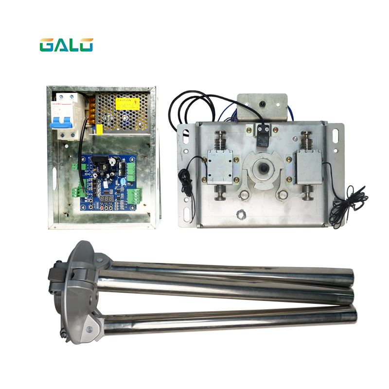 Factory High Quality Semi-automatic Tripod Rotating Mechanism (mechanical Device, Tripod Arm And Control Panel And LED Lights)