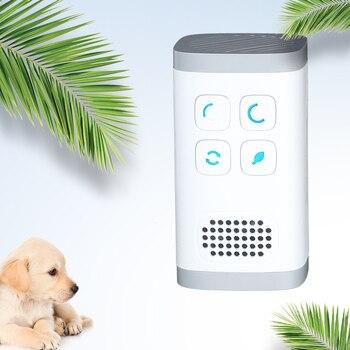 Small space air purifier household sterilizer toilet pet deodorizer deodorizer