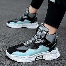 New Men's Casual Shoes Winter Sneakers Men Masculino Adulto
