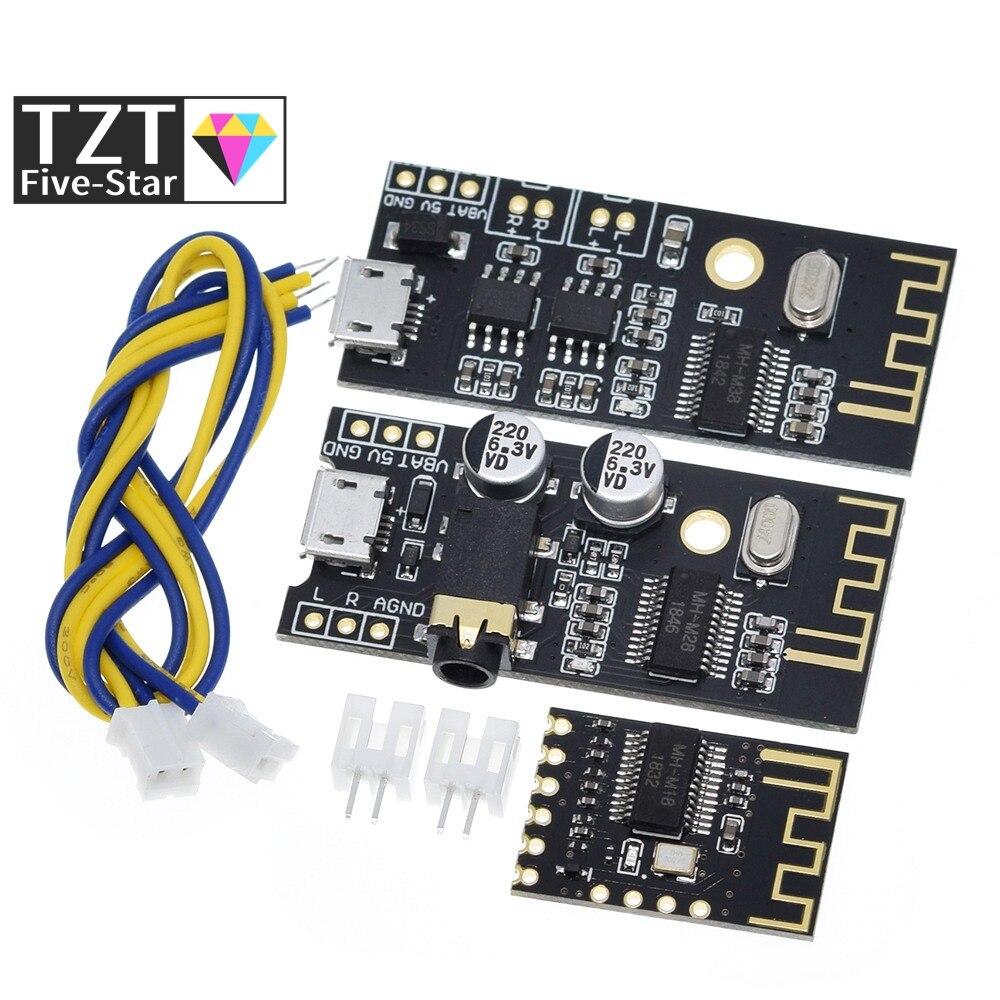 Módulo de Audio MH-MX8, Bluetooth 5,0, Verlustfreie, estéreo, reajuste, Lautsprecher, Hohe fity, HIFI, placa decodificadora de MP3