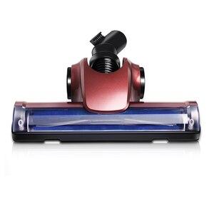 Image 2 - 32mm 범용 노즐 터보 플로어 브러시 삼성 일렉트로 룩스 필립스 lg haier midea 등 진공 청소기 부품 브러쉬 헤드