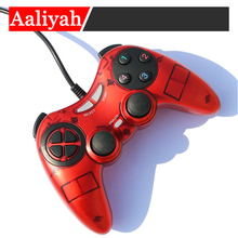 USB Wired Controller Joystick For Windows Laptop PC Computer Gamepad Double vibration For 32-bit/64-bit/Dual Core Control цена 2017