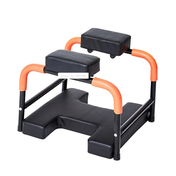 722 Handstand Stool Multifunctional Gym Upside Inverted Chair Yoga Inversion Machine Handstand Bench Machine Yoga Assisted Chair