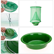 Fly Catcher 4pcs/6pcs Fly Traps Outdoor Hanging Fly Catchers For Family Farms Restaurants Fly Catcher Dropshipping цена 2017