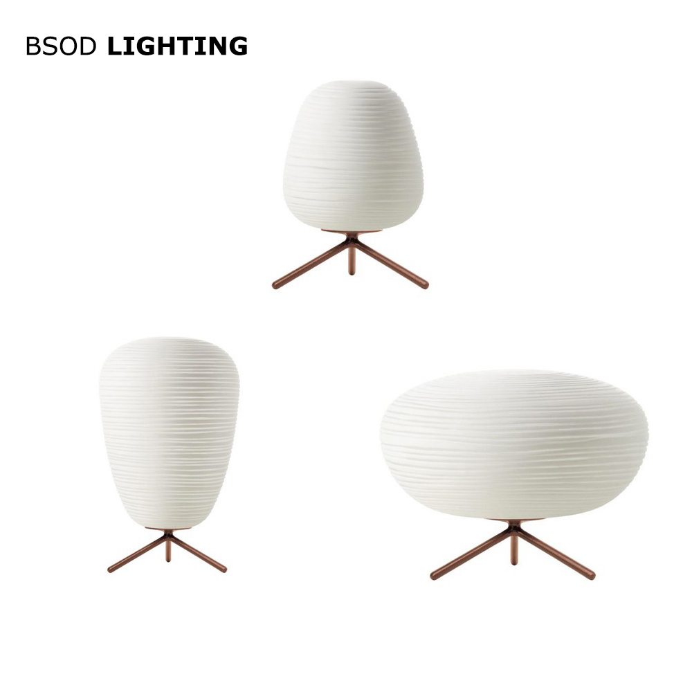 BSOD moderne nordique LED lumières lampe de Table E27 vis AC220V blanc chaud ou blanc pour étude chambre d'hôtel lampes éclairage
