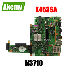 X453SA carte mère REV 2.0 N3710 pour For For For For Asus X453SA ordinateur portable carte mère X453SA carte mère X453SA carte mère test 100% OK