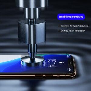 Image 3 - Benks 2PC VPRO מזג זכוכית AGC עבור iphone 11 פרו X XS Max XR מסך מגן 3D מלא מסך Curve קצה קדמי מגן סרט