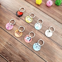 Kpop Bangtan boys ?RJ? TATA etc Phone Bracket Cartoon Image Ring Buckle Around Desktop Bracket For Women Men Bangtan Jewelry