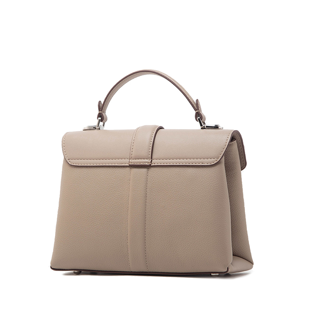 Brand Genuine Leather Bag Luxury Handbags Women Bags Designer Shoulder Crossbody Lychee Texture Cowhide Tote Bag 3 Color