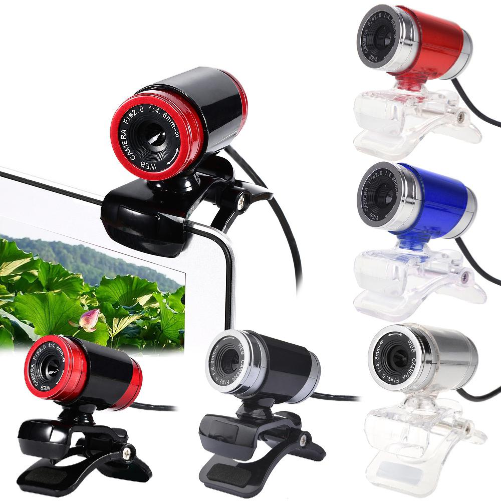 BEESCLOVER 12.0M 640*480 piksel kamera Webams HD bilgisayar kamera emme mikrofon Skype Android TV Web Cam r57